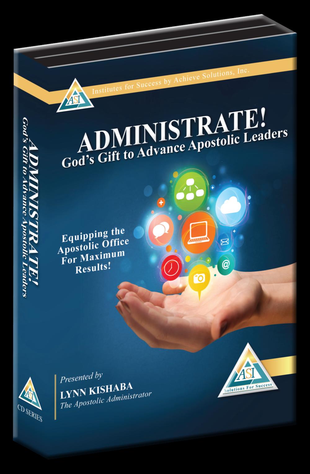 Order the Full seminar  by Lynn Kishaba, - the Ical apostolic administrator