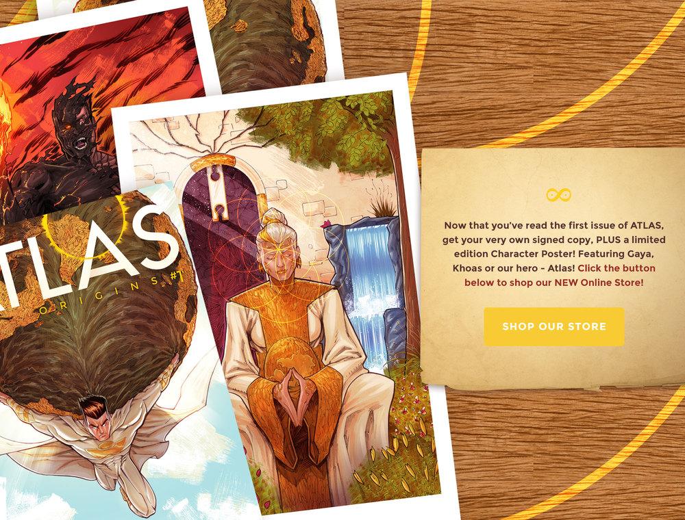 Atlas Online Store