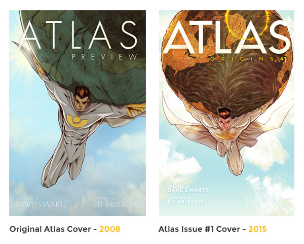 Atlas Cover Concept