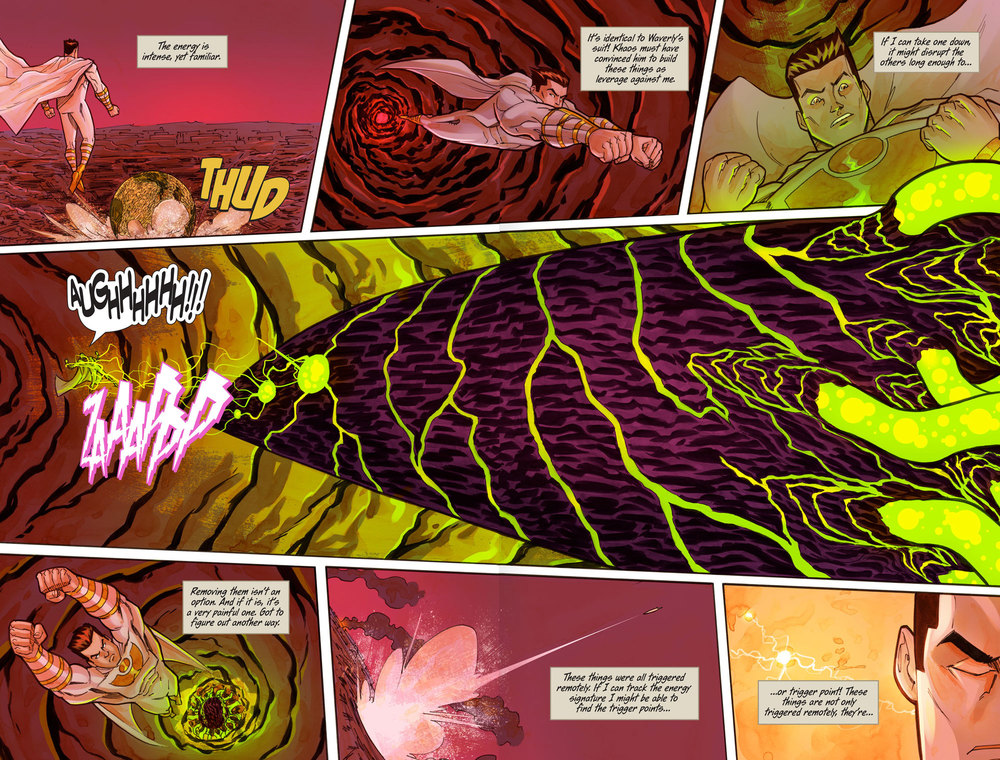 Atlas:ORIGINS Issue #6 - Sneak Preview - Spread 3