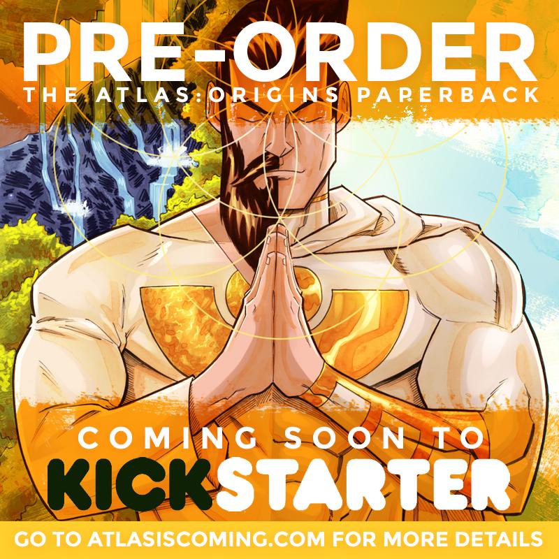 Atlas:ORIGINS Paperback Pre-Order