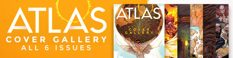 Atlas Covers