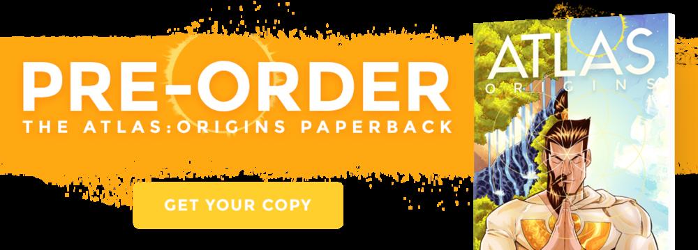Atlas:ORIGINS Paperback Collection