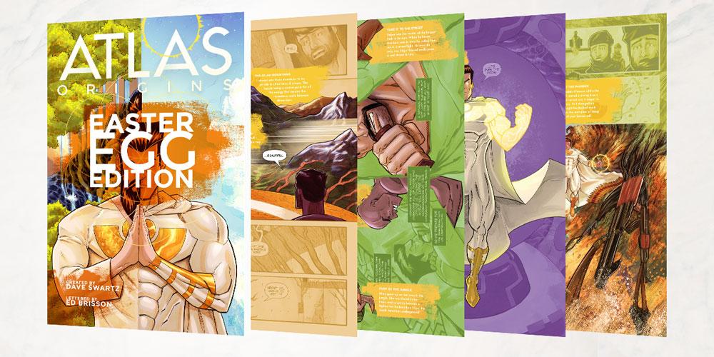 Atlas Easter Egg Edition