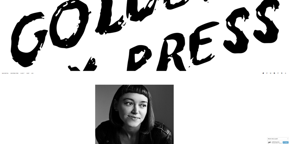 ALR FEATURED IN GOLDEN BOY PRESS TUMBLR: READ THE INTERVIEW RIGHT HERE