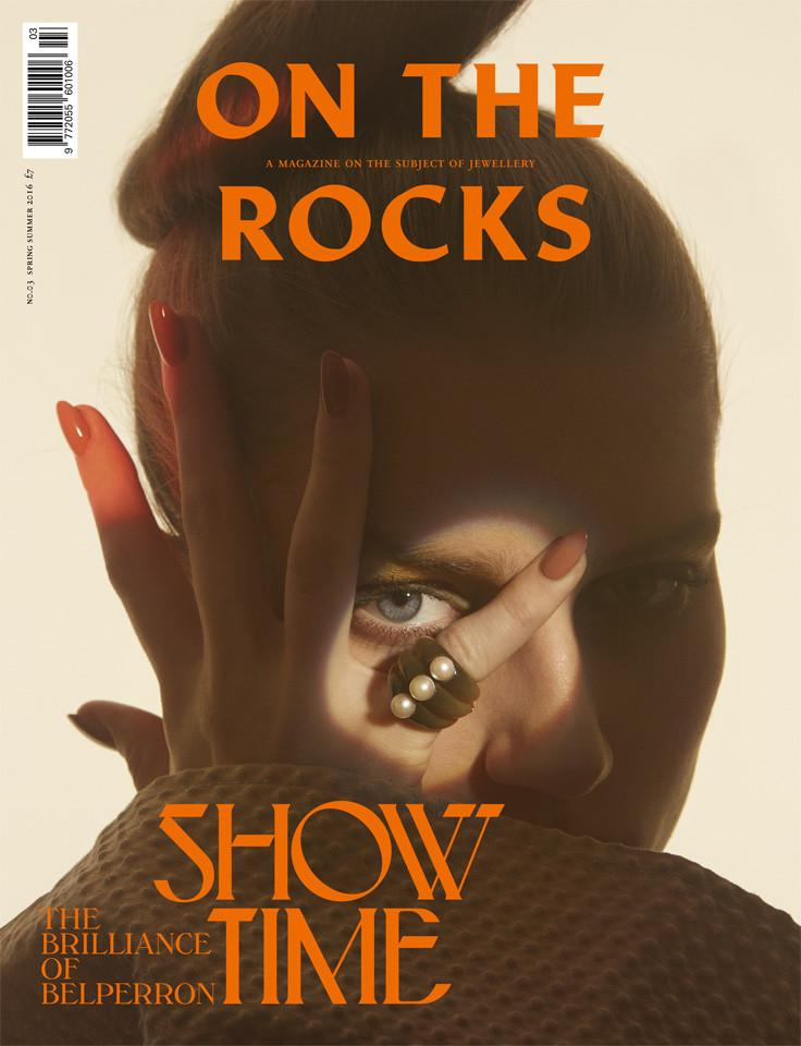 On The Rocks February 2016 cover