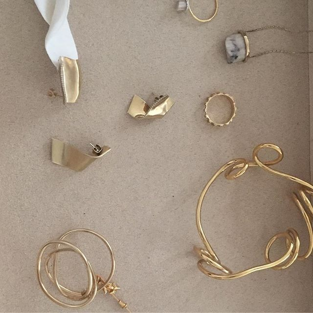 🇫🇷 final day #completedworks #lovegold #pfw
