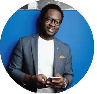 Nana Kofi Asihene  Creative Director