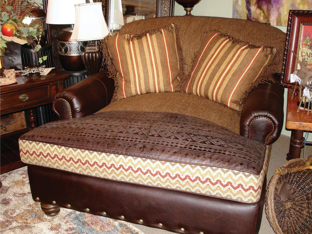 A Couples Chaise
