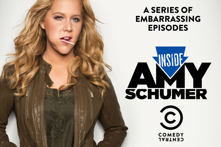 Comedy Central- Amy Shumer
