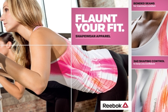 Reebok- Fitness