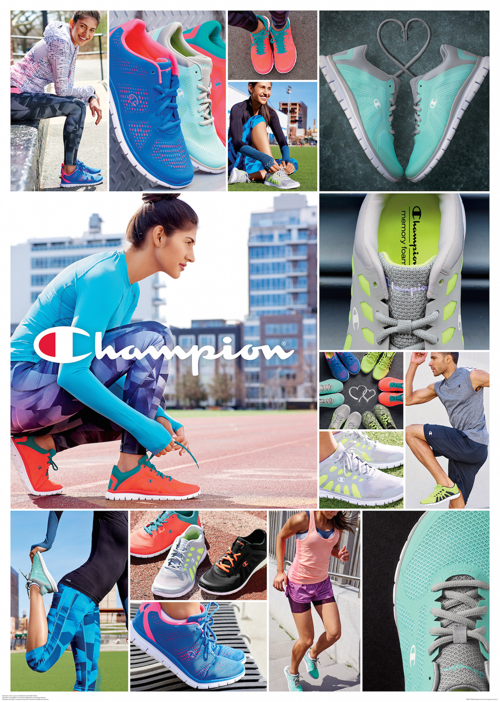 Payless Shoe Source / Champion