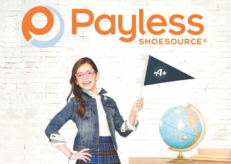 Payless Shoe Source / Back to School