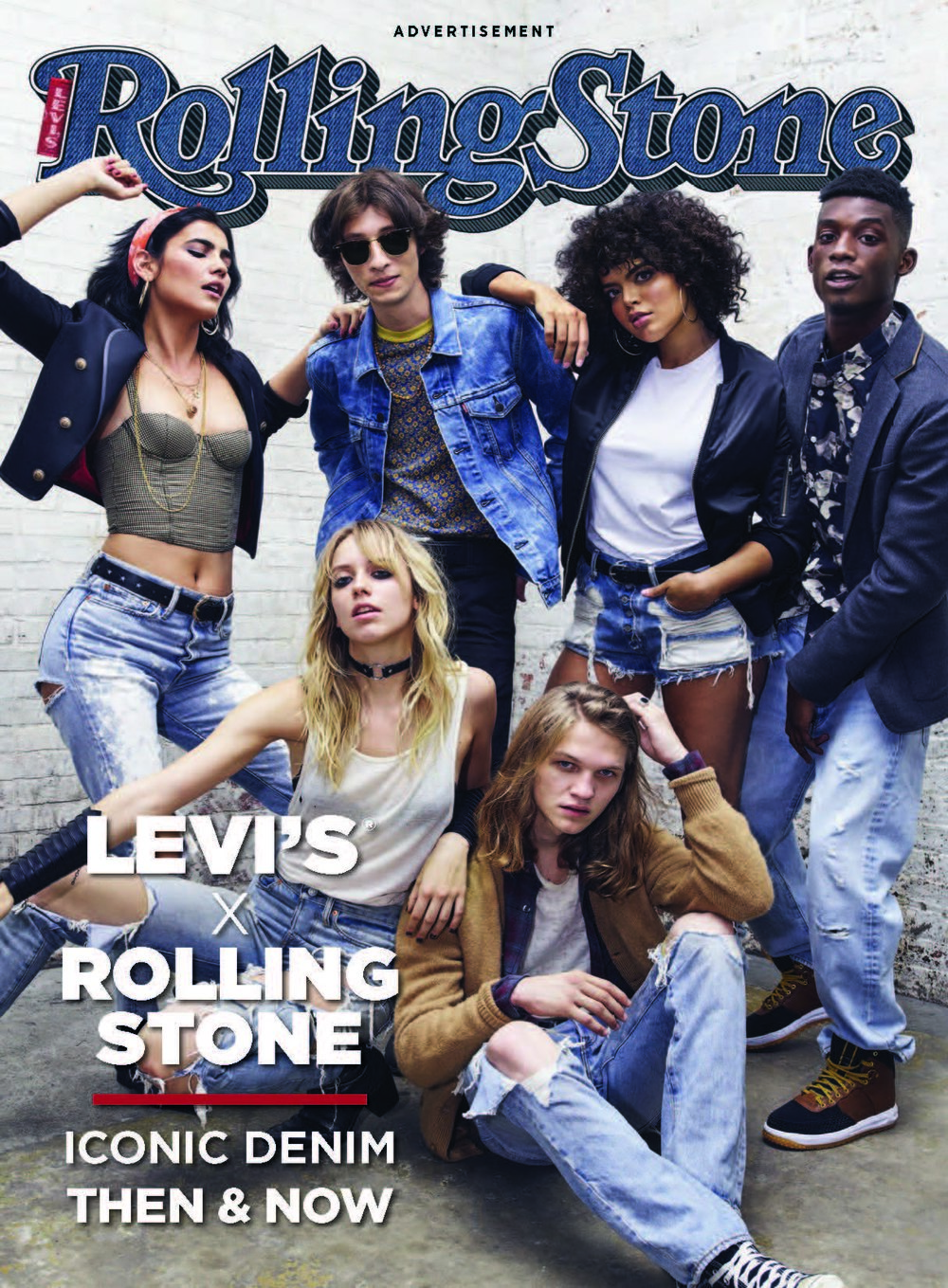 Levi's / Rolling Stone 50th Anniversary