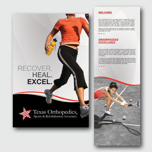 Texas Orthopedics General Brochure
