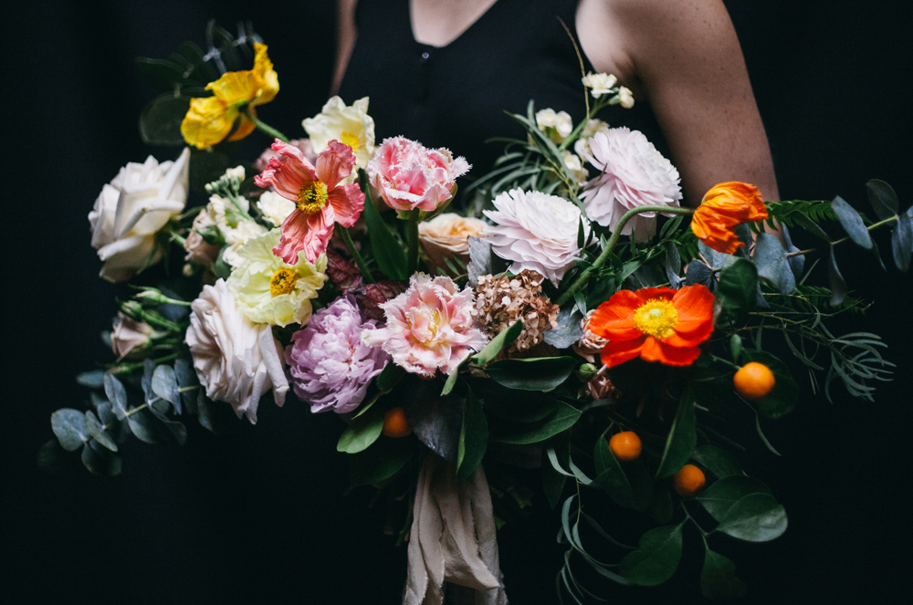 wedding & event florist program with ruth & stef