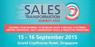 SALES TRANSFORMATON ASIA SUMMIT