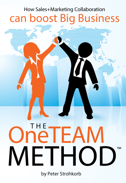 Peter Strohkorb's book, The OneTEAM Method