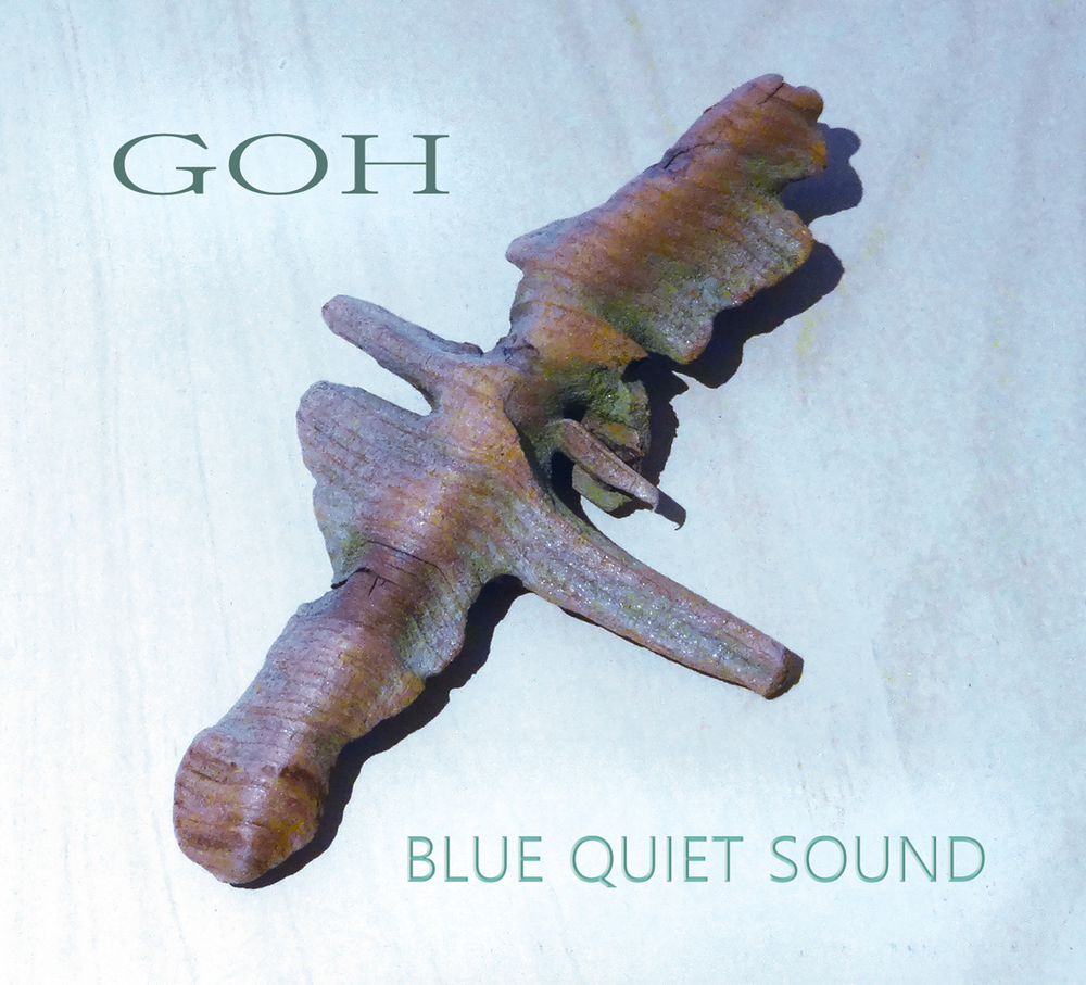 "Buy Goh's latest  album ""Blue Quiet Sound"" and support his journey to compose life."