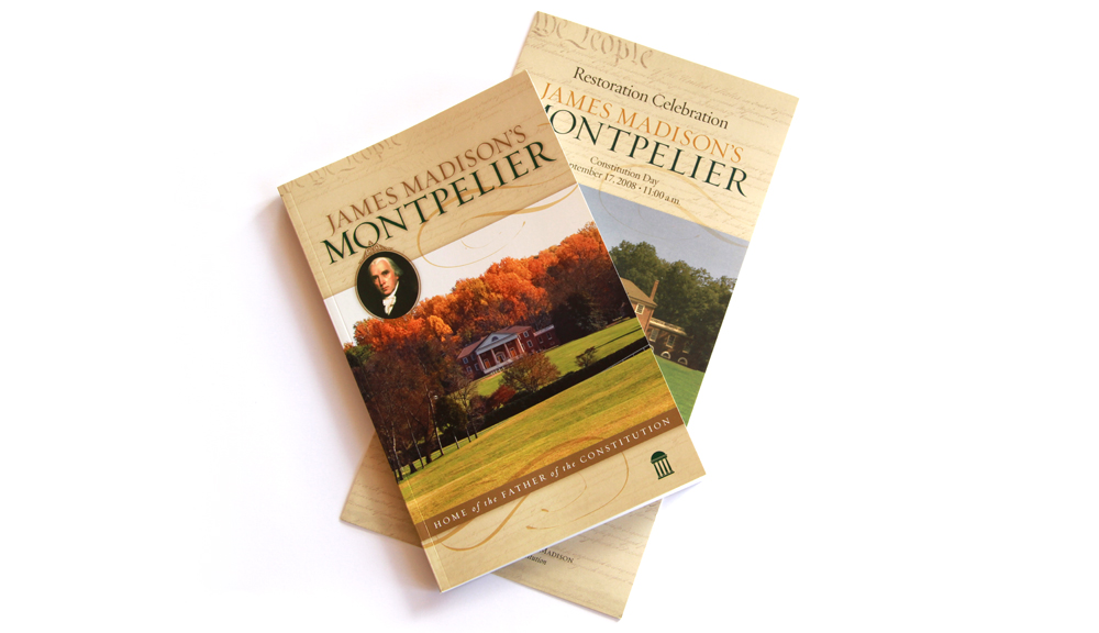 Montpelier Book and Brochure