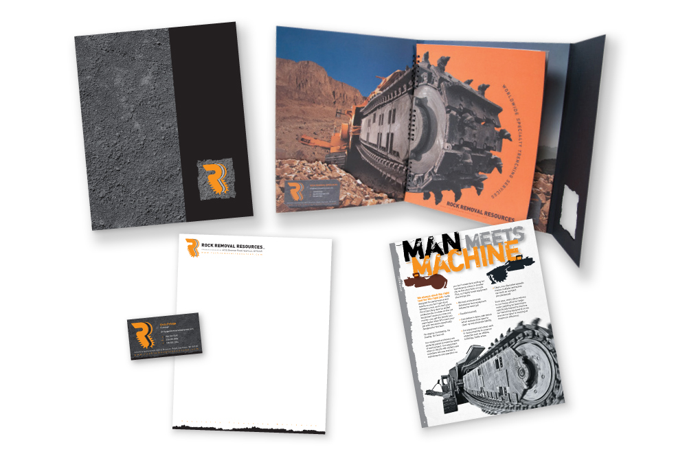 Rock Removal Resources Marketing Materials