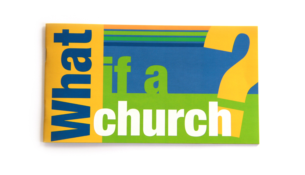 First Congregational United Church of Christ - Appleton, Wisconsin - What if a church? - Signature Piece