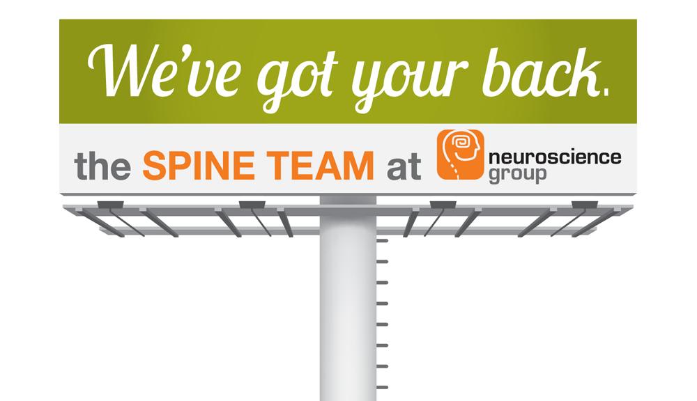 Neuroscience Group Billboard