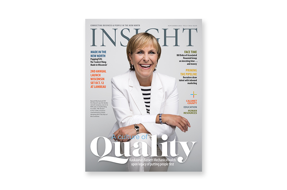 Insight on Business Magazine - Kohler