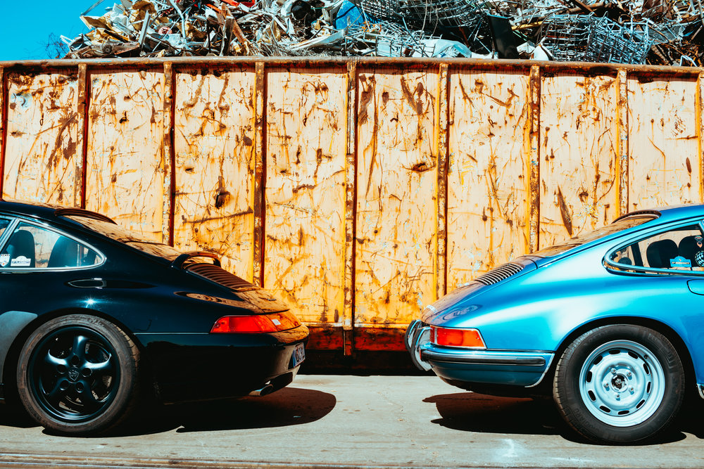 When it's hot outside you should stay #aircooled. -