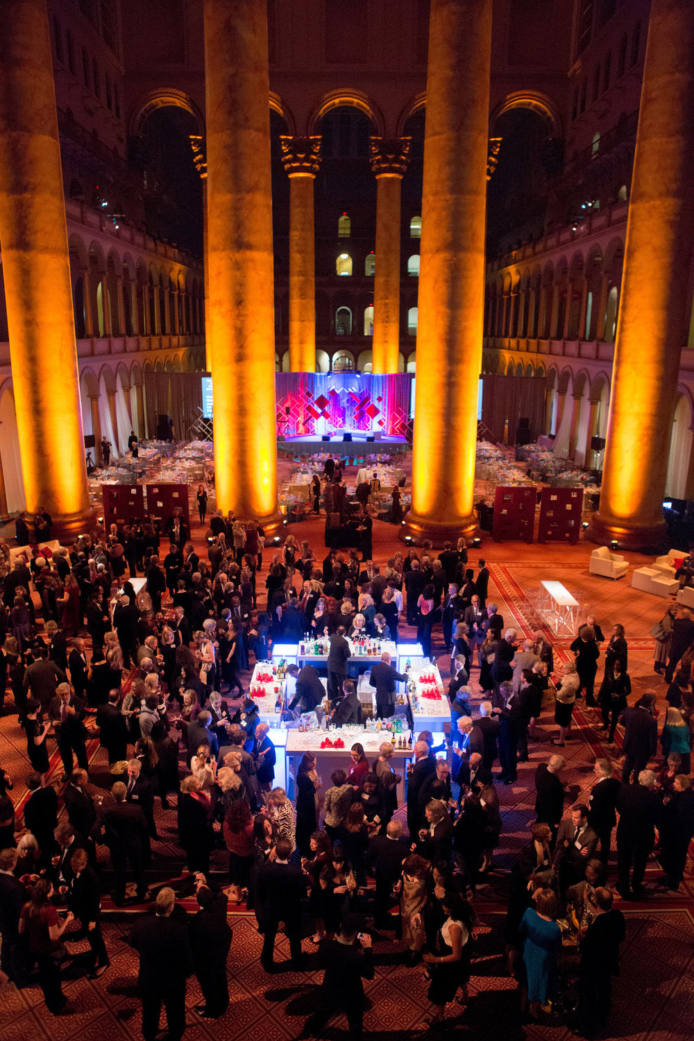 An Evening with Anthony Hamilton & Andra Day at the National Building Museum