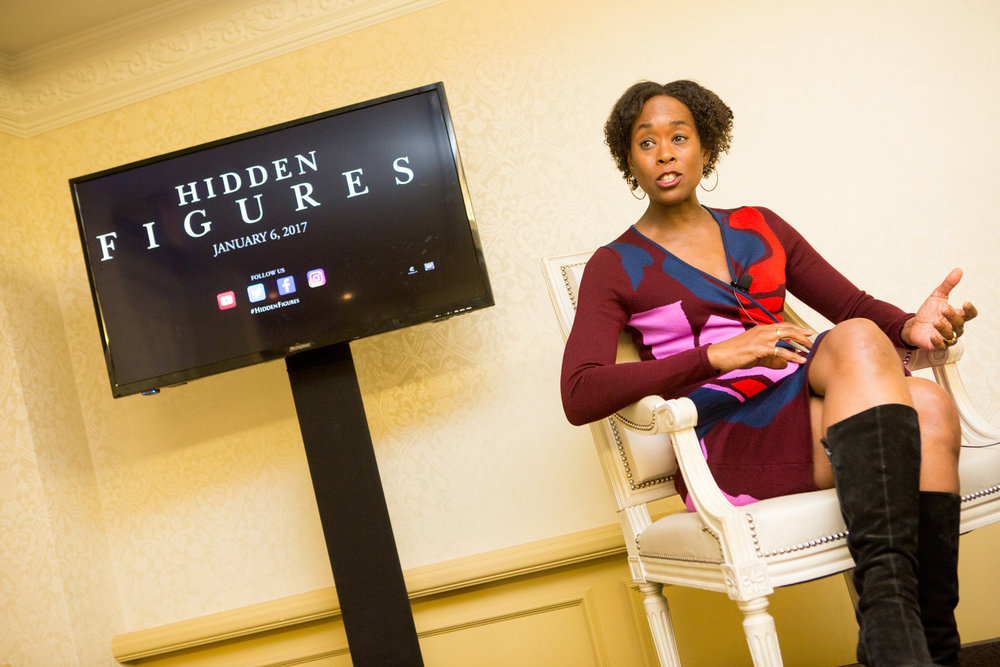 Margot Lee Shetterly, Author, Hidden Figures