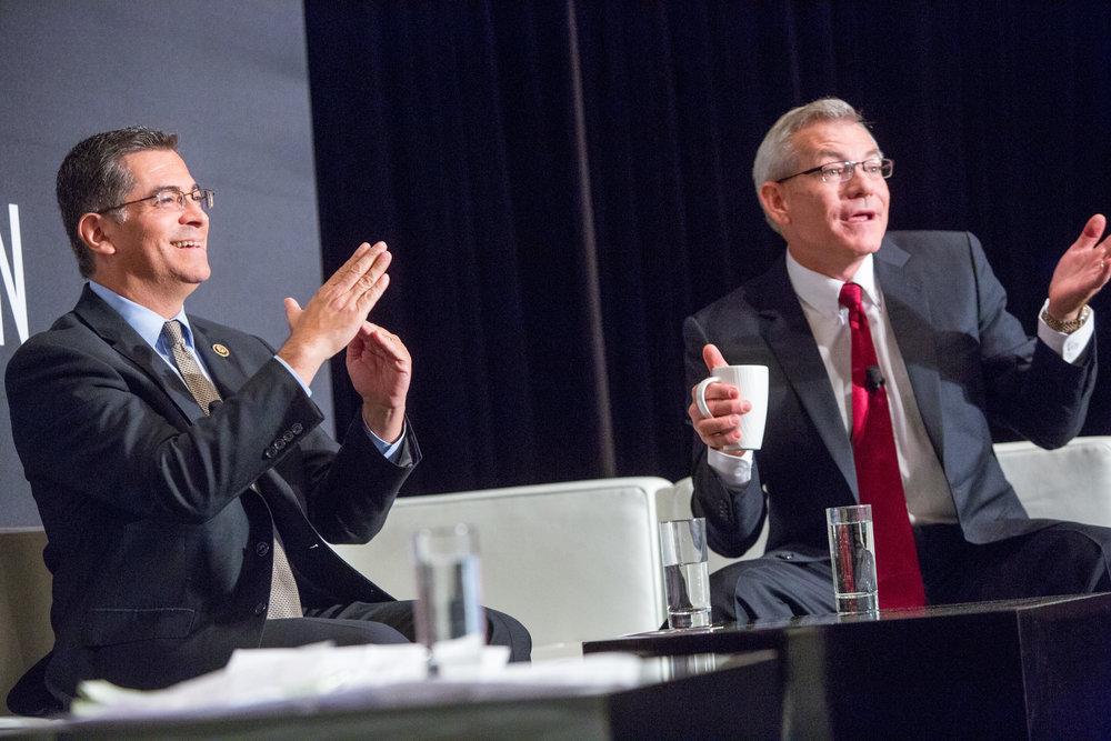 Congressman Xavier Becerra (CA-34) and Congressman David Schweikert (AZ-6)