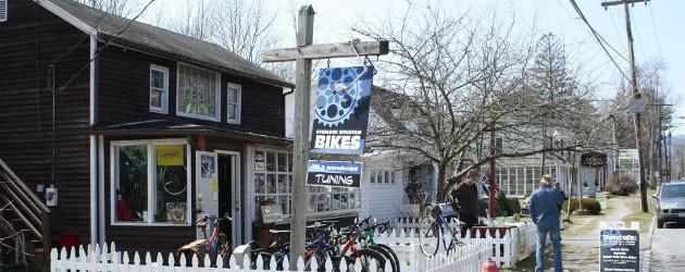 Overlook Mountain Bikes