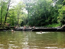 The Millstream Creek Swimming Hole