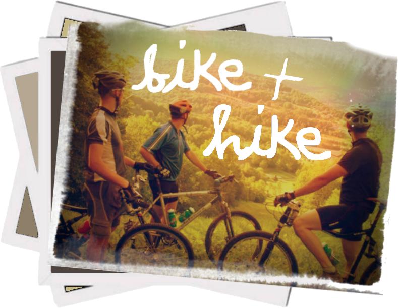 Bike + Hike