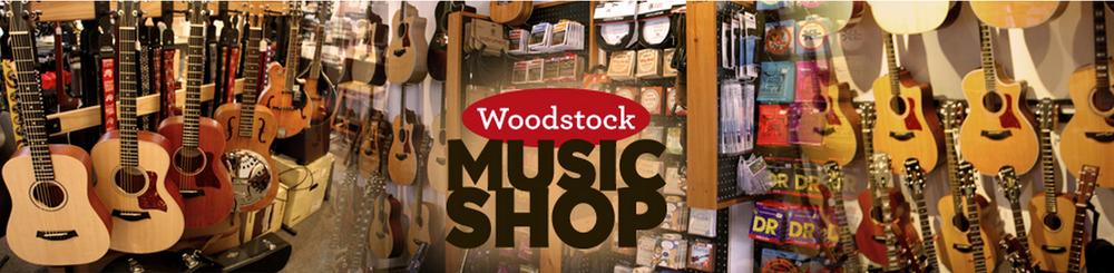 Woodstock Music Shop