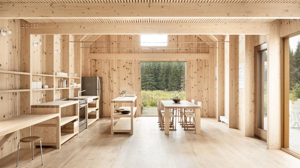 Design: Atelier Pierre Thibault / Categorie Prix Espace résidentiel de 1 600 à 3 200 pi2