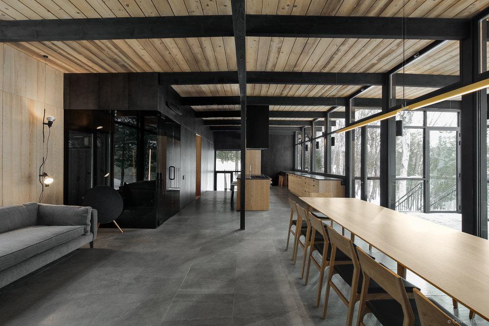 Dupont Blouin architectes / Categorie Prix Cuisine