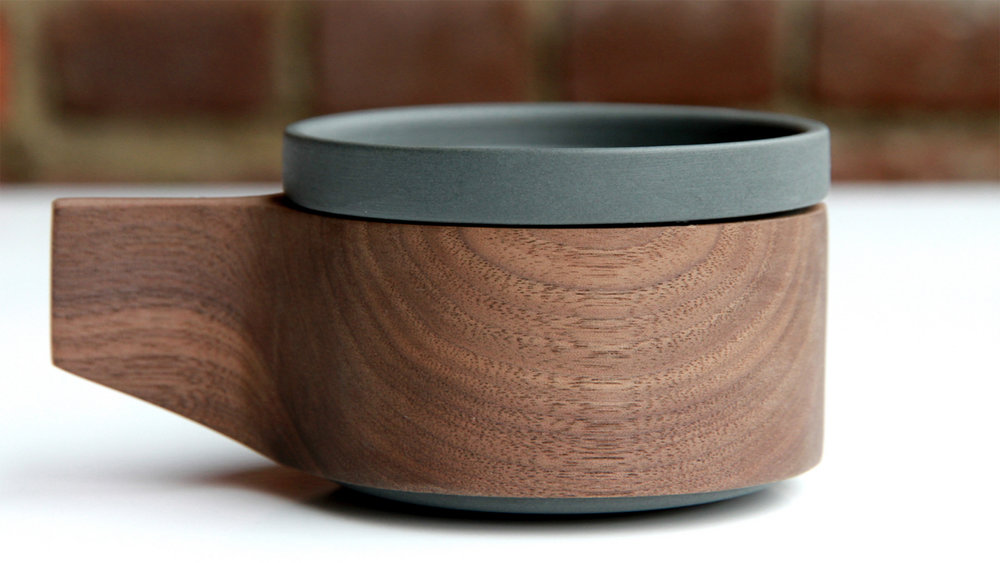 Design: ubudesign / Winner of the Valorization of wood Award in the industrial and product design category as well as the Object and accessories kitchen and bathroom product in product design in a small series award.