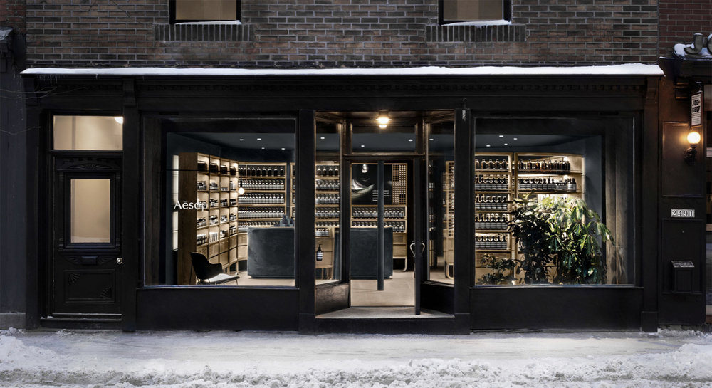 Design: Alain Carle Architecte / Winner of the Commercial Space of 1,600 sq. ft. or less Award