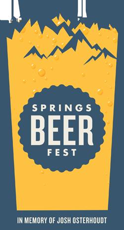 Springs Beer Festival