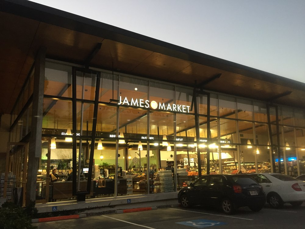 James St Market in Fortitude Valley area of Brisbane