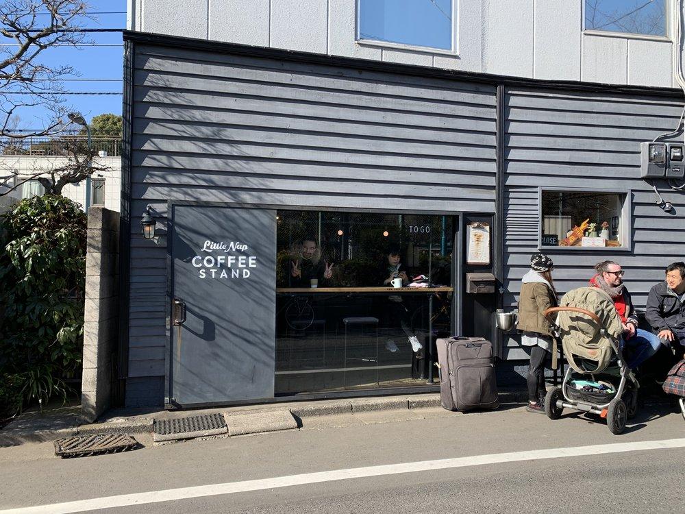 coffee culture Japan