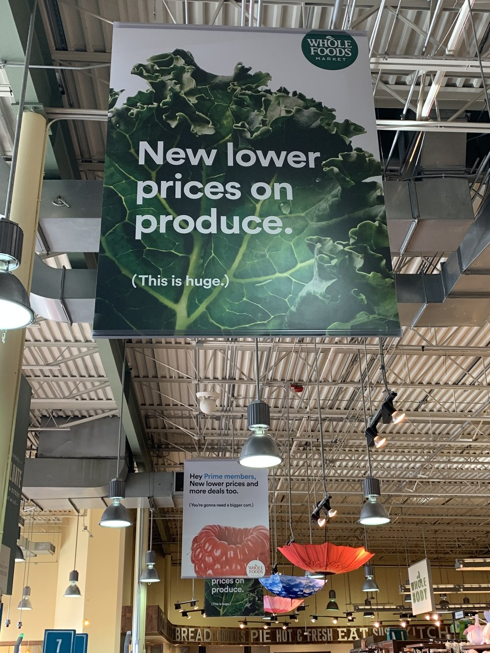 this is huge campaign whole foods