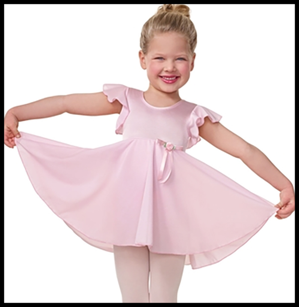 LEOTARD DRESS   Girls 2 & 3yrs / Purchase at GUS