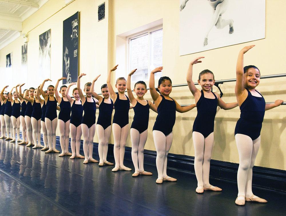 Gus Giordano Dance School GUS Company Dance Program