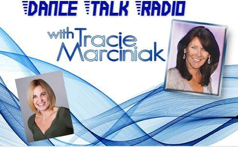 Amy Giordano on Dance Talk Radio