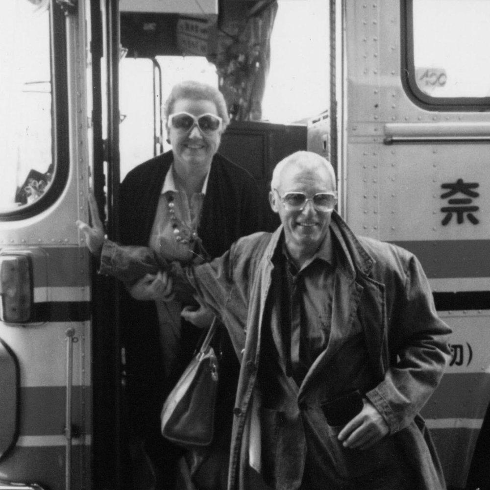 Gus & Peg Giordano