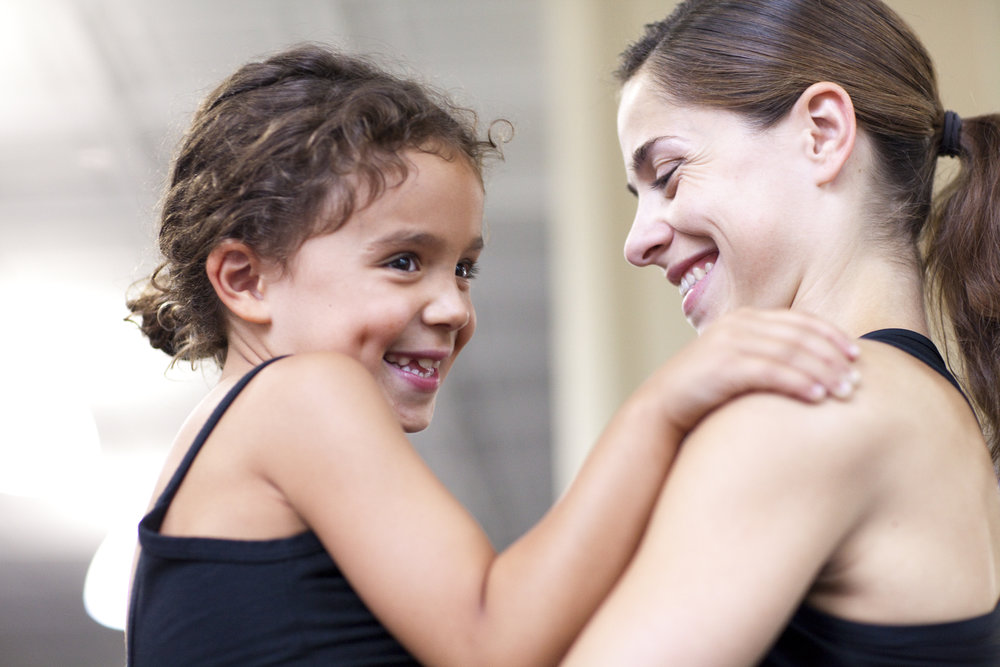 Youth Dance Classes at Gus Giordano Dance School