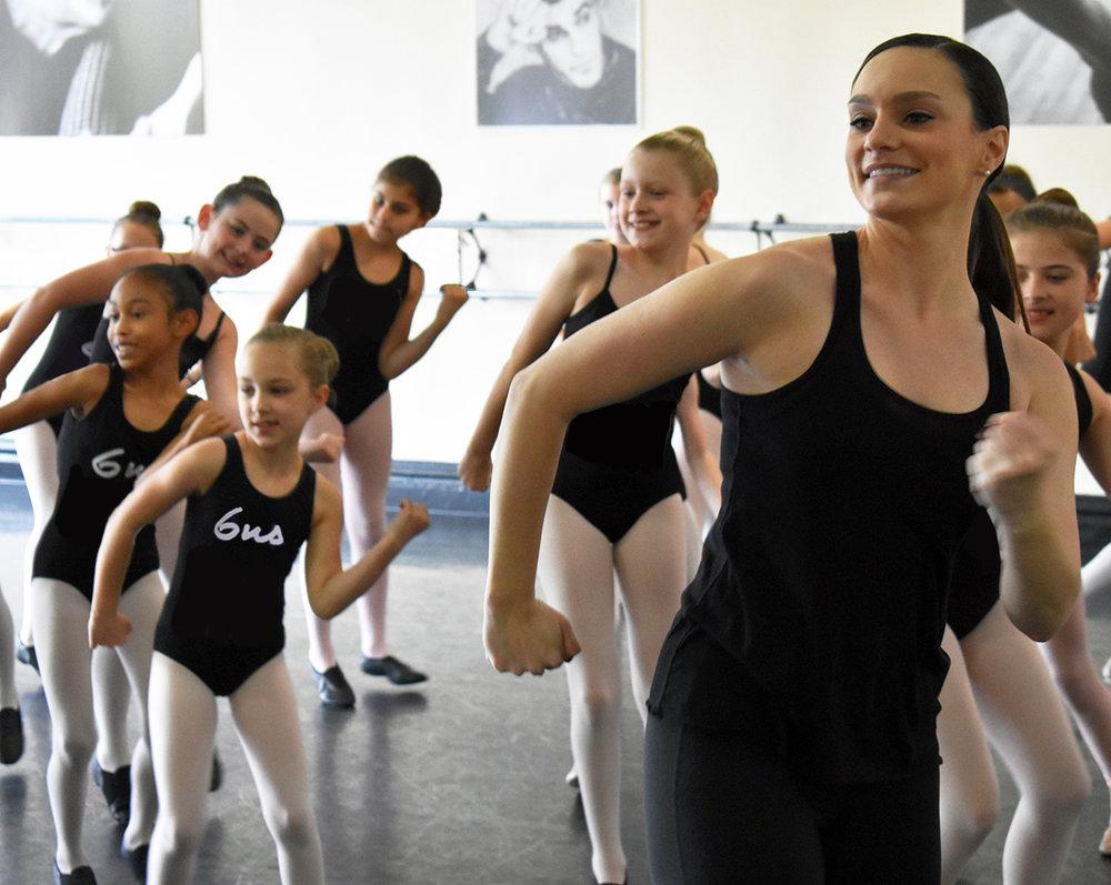 Gus Giordano Dance School Dance Teacher Magazine